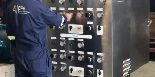 Panel de Control para Pazo Dual (DWCP)